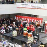 南加日系商工会議所が主催する「お正月イン・リトル東京」イベント (Cultural News Photo)
