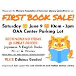 20180608 OAA Book Sale Icon