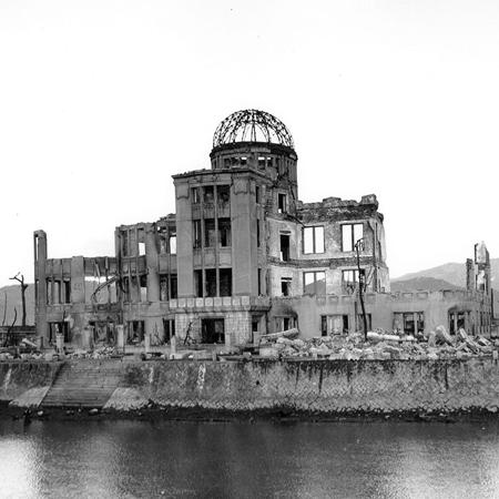 20191007 JANM Hiroshima Atomic Bomb Dome Icon
